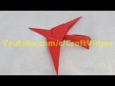 How to make Paper Jets   Jet Plane - YouTube