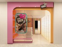 Loja de presentes e acessórios - Projeto de arquitetura e execução de obra K2  http://www.k2arquitetura.com.br/web/