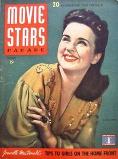 Deanna Durbin - Movie Stars Magazine [United States] (December 1942)