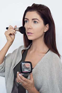 Infallible powder looks effortless and lasts all day!