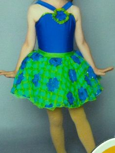 Girls Dance Costume   eBay