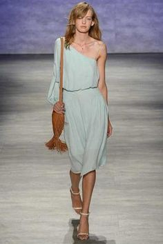 Rebecca Minkoff Spring 2015 Ready-to-Wear Fashion Show: Complete Collection - Style.com