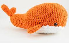 Free Whale Crochet Pattern