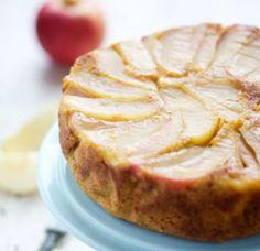 Recetas: Torta de manzana y calabaza con charlotte de ciruelas
