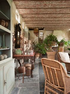 Vicky's Home: Cálida y sencilla elegancia rural /Warm and simple elegance of a rural house