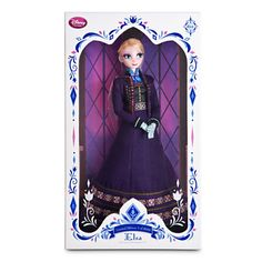 Limited Edition Elsa Doll - Frozen - 17''