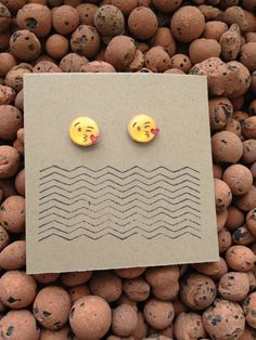 Black Diamond Earrings / Rosecut Black Diamond Stud Earrings / Gold Stud Earrings / Rose Gold Diamond Earrings / Black Diamond Earrings *** SOLD AS A PAIR If you have any additional questions about this ring, just hit the Ask a Question button Black Diamond Studs, Black Diamond Earrings, Rose Gold Earrings, Crystal Earrings, Emoji Jewelry, Emoji Earrings, Teeth Emoji, Blue Beach Wedding, Cute Emoji