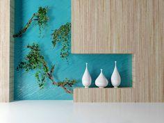 décoration végétale : par Adventive