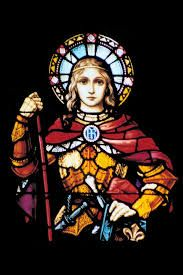 Image result for joan of arc stained glass