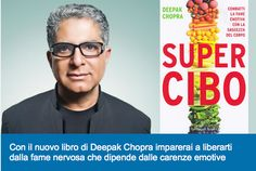 Super Cibo di Deepak Chopra – Libro