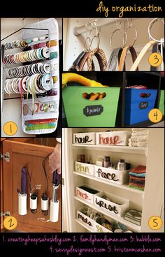 DIY Organization Ideas | This would be my absolute favourite shopping centre. You can find just ...