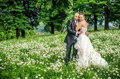 Novomanželia Veronika a Peter