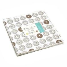 "Moda Cotton Quilt Fabric ""Darling Little Dickens"" Layer Cake by Lydia Nelson #ModaFabrics"