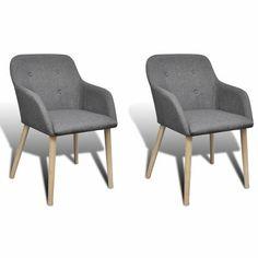 c3d96de2c776 Gracie Oaks Parke Upholstered Dining Chair Upholstery Color  Dark Gray