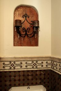 wall niche decorating ideas | The Niche Finds its Niche « San Diego Home Blog | Jackson Design and ...