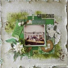Cruising ~ Limelight Collection ~ Kaisercraft