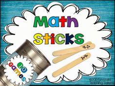 Ten math games for K-2