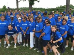 Deloitte's national day of service