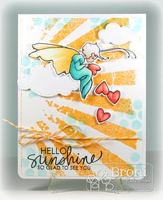 Cute Delivery Fairy - February Club Kit Take 2 (by Broni Holcombe)