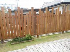 ウッドワークを中心に依頼されたお庭 | 施工例 | 浜松のエクステリア・外構なら都田建設