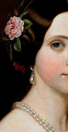 Portrait Paintings, Art Themes, Museum Of Fine Arts, Aesthetics, Detail, Colors, Earrings, Beauty, Jewelry