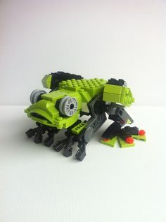 31007 - Frog: A LEGO® creation by EUOfficer 0 : MOCpages.com