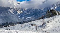 FLORIN STOICA - Google+  Moeciu - Brașov Romania, Mountains, Nature, Travel, Sign, Beautiful, Winter, Google, Winter Time