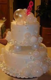 bubble cake!! this idea has been floating around in my head for years. nice to see someone do it! gorgeous.