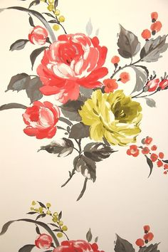 Lovely Floral Wallpaper                                                                                                                                                      More
