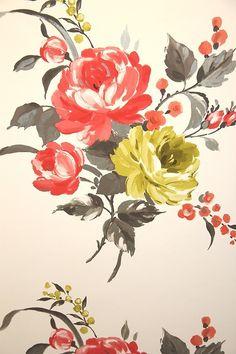Lovely Floral Wallpaper
