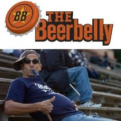 Beer Belly Drinking Pouch