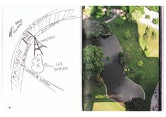 While thousands of tourists are busy squeezing themselves into the Eiffel Tower elevators, why not bring a book and enjoy a peaceful moment beside the duck ponds with weeping willows and foot bridges– all right next to the tower's pillars but amazingly overlooked and unnoticed by the crowds.