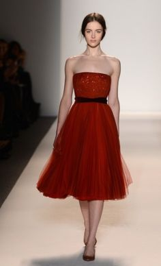 Jenny Packham, Mercedes-Benz Fashion Week : Fall 2013