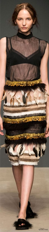 Greta Boldini Fall 2016 Couture ❤️