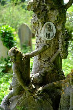 Cemeteries Ghosts Graveyards Spirits: Mother.