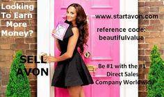 Kristi Smith: Be #1 with the #1 direct selling company Become an A-V-O-N Repre…   FindSalesRep.com