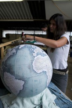 Bellerby & Co. Globemakers