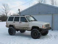 2000 XJ | Sweet rides | Pinterest | Jeep xj, Cherokee and Jeeps