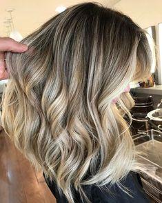 Hair Contour Color /vanilla/cream #mechascriativas #romeufelipe #vanillacream #highlights #organicolors