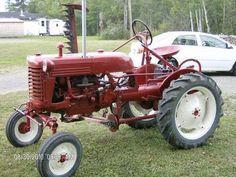 1948 International Cub Tractor