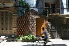 Galeria de Maison T / Nghia-Architect - 1