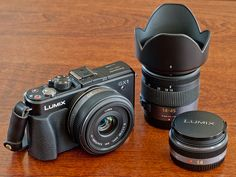 Lumix GX1, 14mm, 20mm, 14-45mm by Mike St. Jean, via Flickr