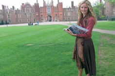 Image of Suzanna Lipscombe KTP Associate at Hampton Court Palace