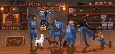 Rulers of pixels, masters of concept art — Retronator Magazine — Medium
