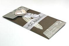 Typostempel und neues Designerpapier