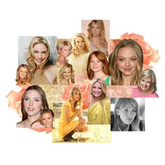 Light Spring Celebrities, created by authenticbeauty