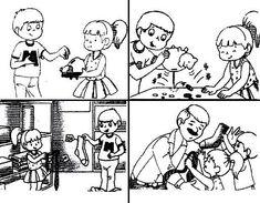 Secuencia imagenes para crear cuentos infantiles - Imagui