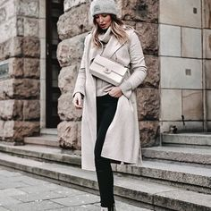 Winter Mantel Inspiration Teddy Pullover Fell Outfit rexodCB