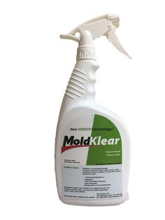 100% effective in cleaning all species of mold.  Completely evaporates dead mold spores.  This product features all natural ingredients so safe for people, pets and environment. No toxic chemical residue.  Ideal for your chemical sensitive clients and environments like schools, food services.