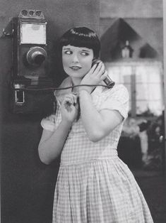 1926 Louise Brooks--l'esprit swing's